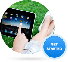Customizable, easy iPad apps